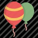 balloon, celebrate, christmas, decoration, event, winter, xmas