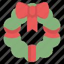 christmas, christmas wreath, decoration, wreath