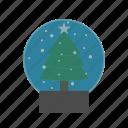 christmas tree, toy icon icon