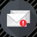 talk, alert, mail, message, communication icon