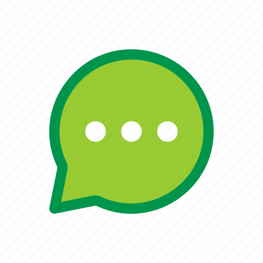 chat, comment, message, messenger, sms, text icon