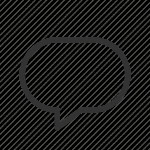 bubble, chat, message, messenger, speech icon