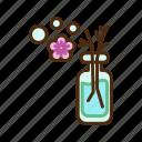 aroma, wood, perfume, spa, nature