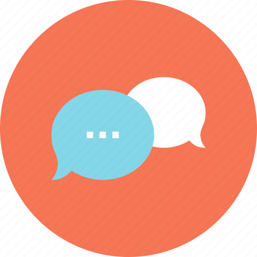 Bubble, chat, communication, conversation, message, speech, talk icon - Download on Iconfinder