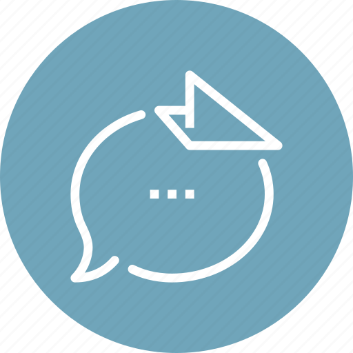 Bubble, chat, communication, conversation, email, message, speech icon - Download on Iconfinder