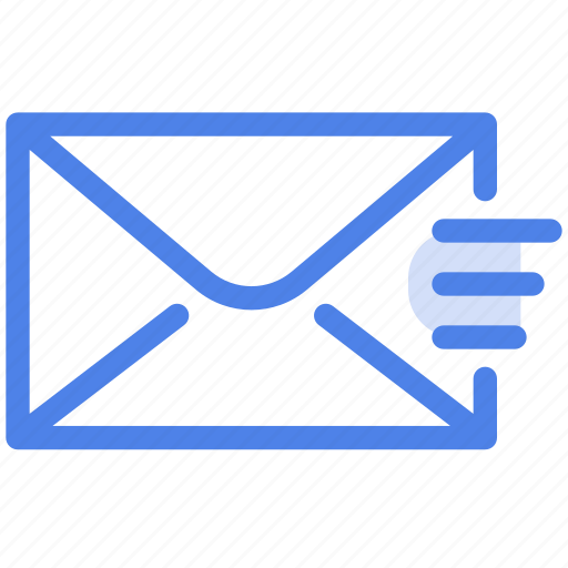 email, interface, mail, message, send, sending, sent icon
