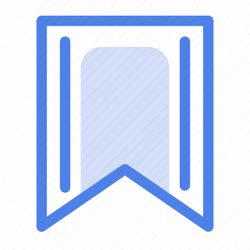 bookmark, favorite, flag, interface, noted, save, saves icon
