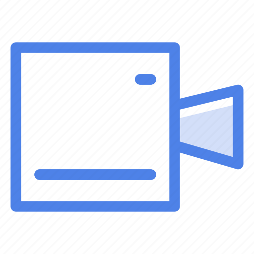 cinema, film, interface, media, movie, multimedia, video icon