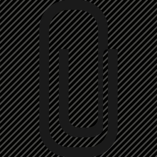 Attach, attachment, clip, paperclip icon - Download on Iconfinder