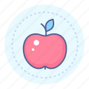 apple, fruit, garden, harvest