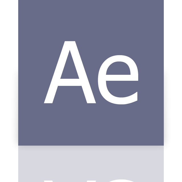adobe, after, effects, mirror icon