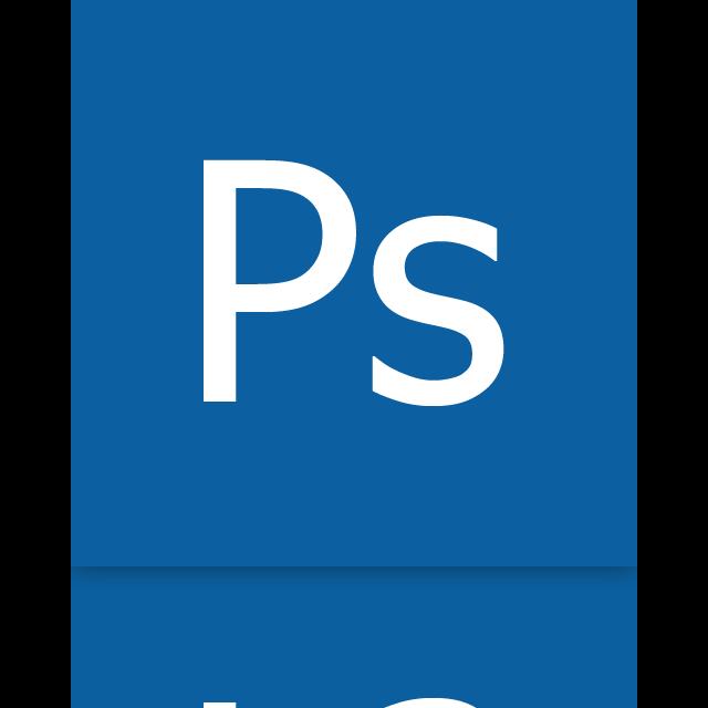 adobe, mirror, photoshop icon