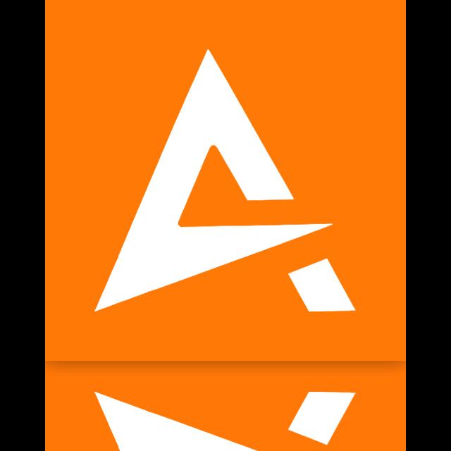 aimp, mirror icon