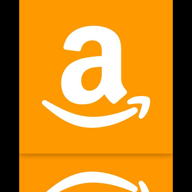 amazon, mirror icon