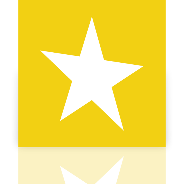 bookmarks, mirror icon