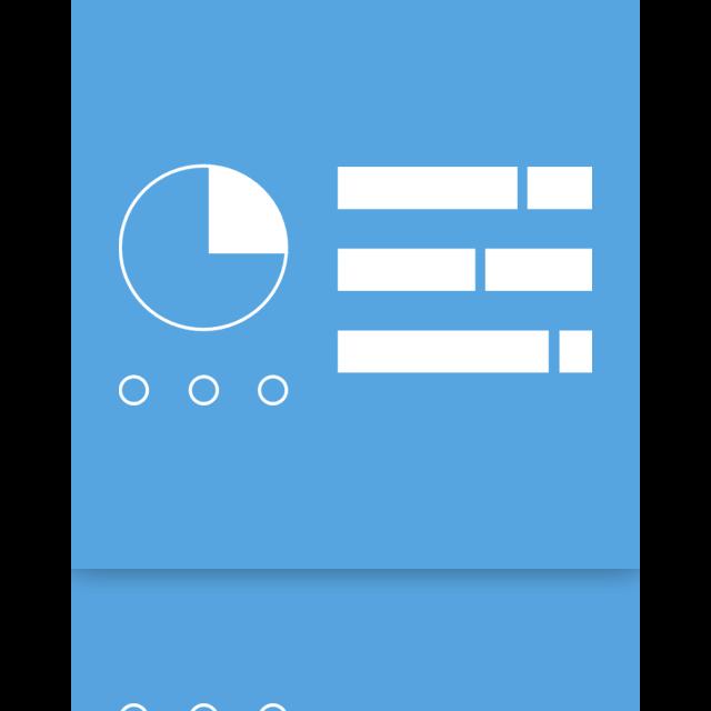 control, mirror, panel icon