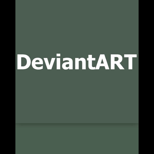 deviantart, mirror icon