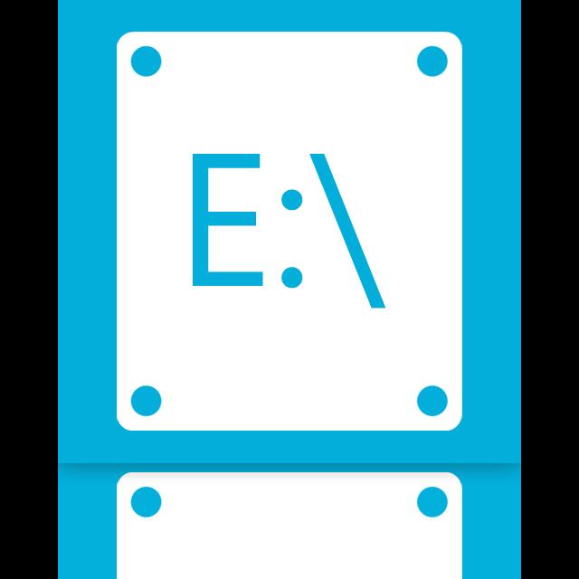 e, mirror icon