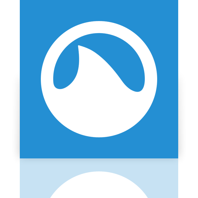 grooveshark, mirror icon