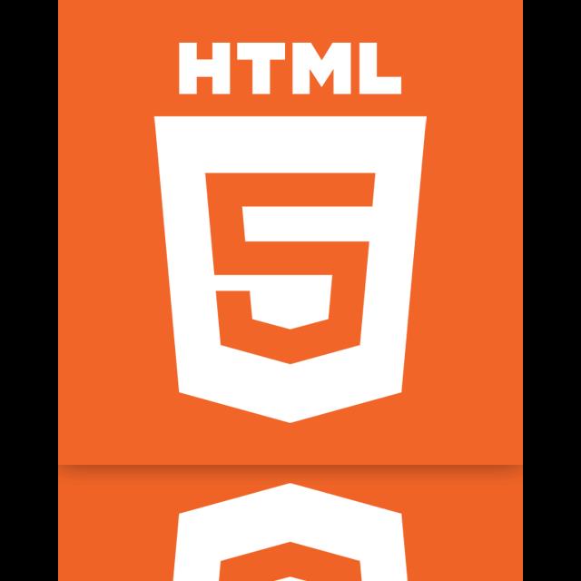 html, mirror icon