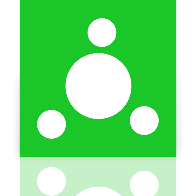 homegroup, mirror icon