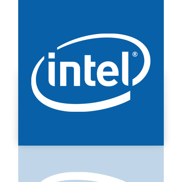 intel, mirror icon
