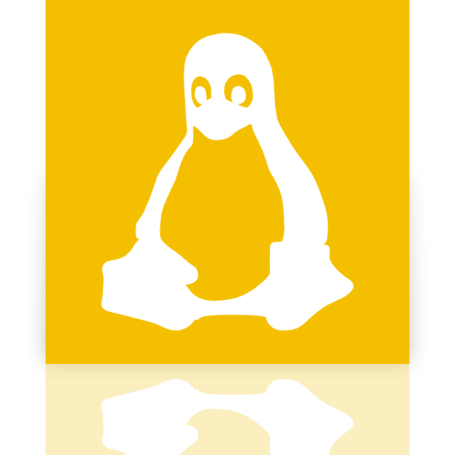 linux, mirror icon