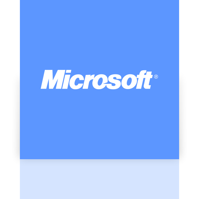 microsoft, mirror icon