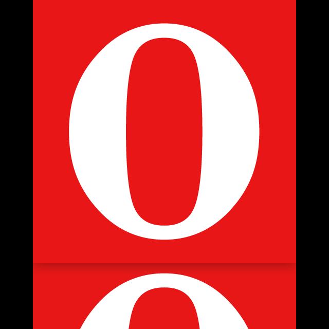 mirror, opera icon