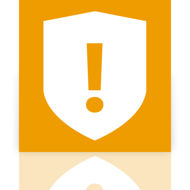 antivirus, mirror, other, software icon