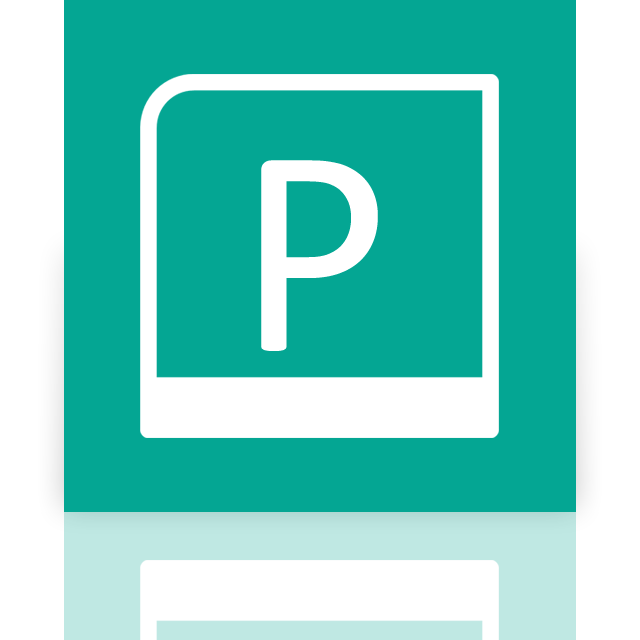 mirror, publisher icon