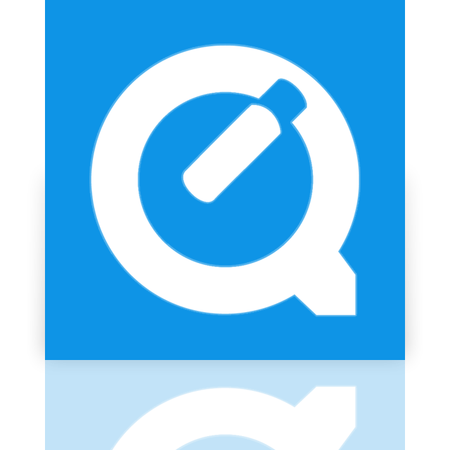 mirror, quicktime icon
