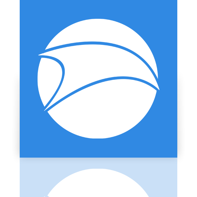 iron, mirror, srware icon