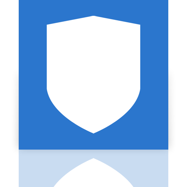 mirror, security icon