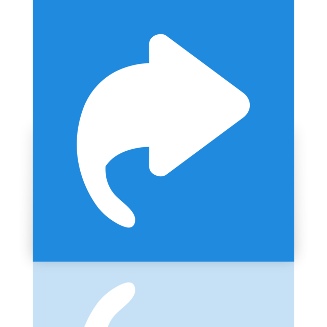 mirror, shortcuts icon