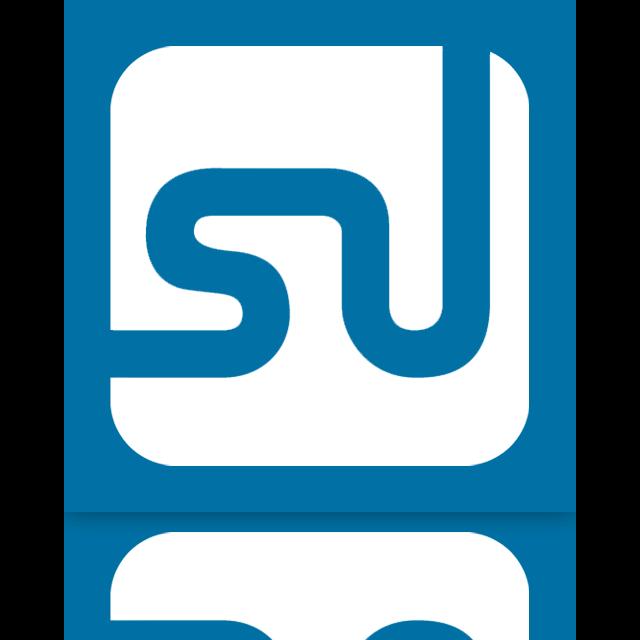 mirror, stumbleupon icon