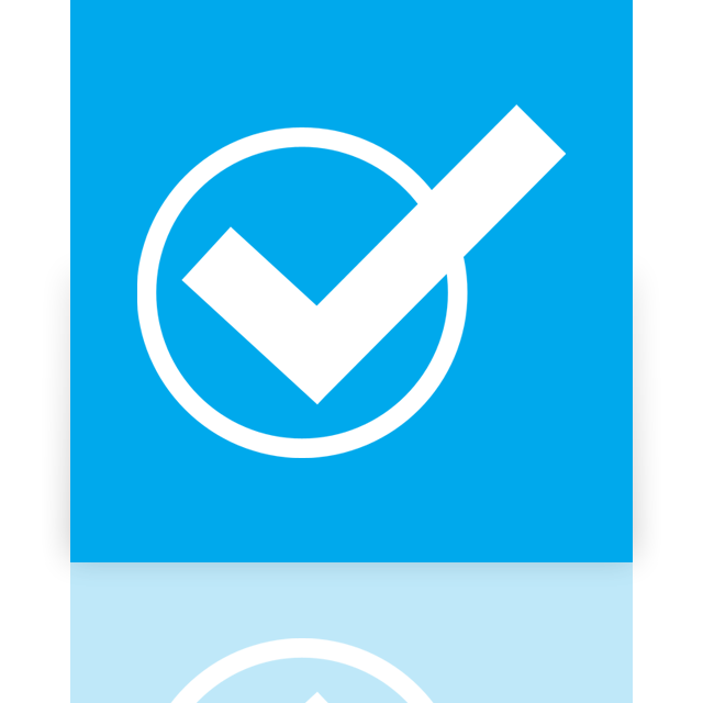 mirror, tasks icon