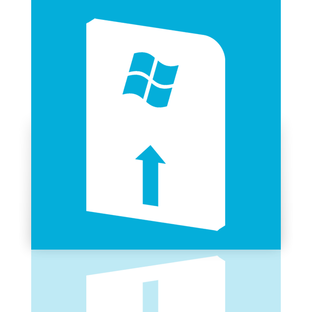 mirror, update, windows icon