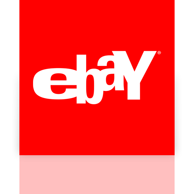 ebay, mirror icon