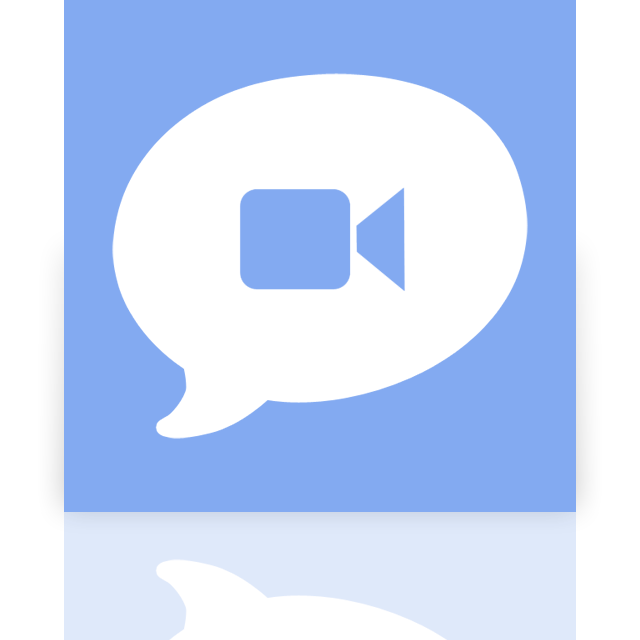 ichat, mirror icon