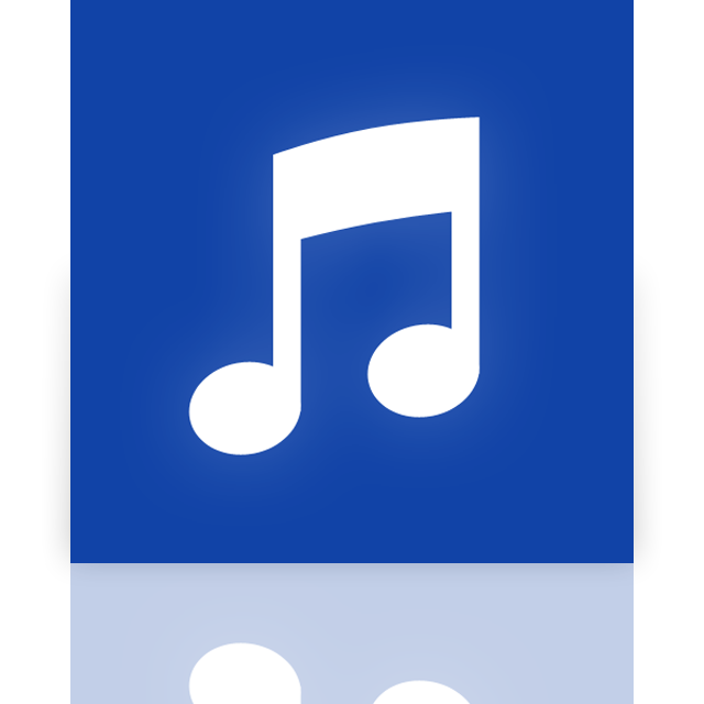 itunes, mirror icon