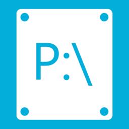 p icon