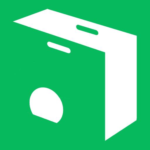 chrome, store, web icon