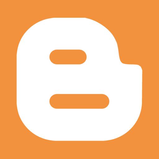 Blogger, google icon   Icon search engine