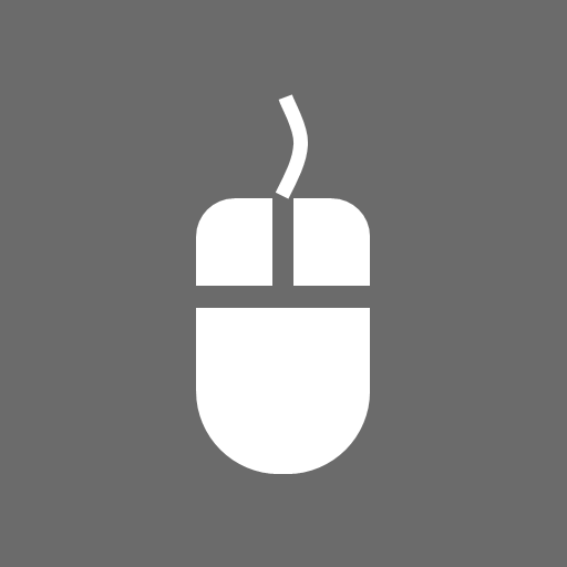 mouse, options icon