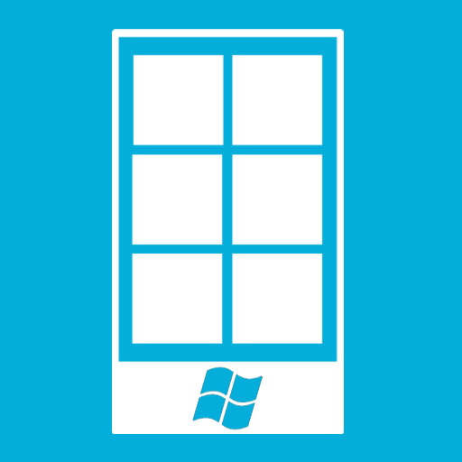 phone, windows icon