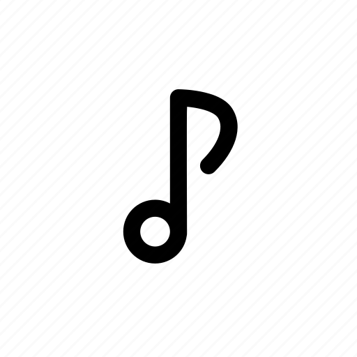 melody, notation, note, notes, piano, play, song icon