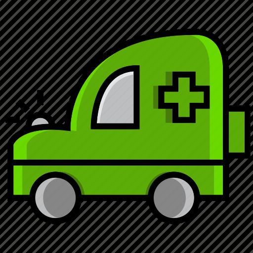 army, battle, car, medical, medical truck, military, war icon