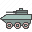 armored, armored vehicle, vehicle icon