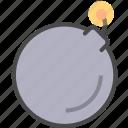 boom, landmine icon